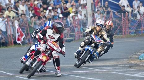 Khai mạc giải đua xe máy sau 16 năm tạm ngưng - ảnh 1
