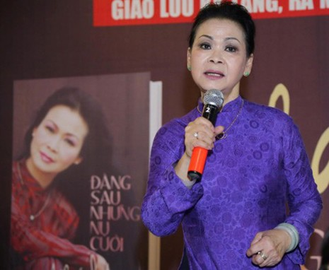 Khánh Ly về gặp khán giả miền Trung và Tây Nguyên - ảnh 1