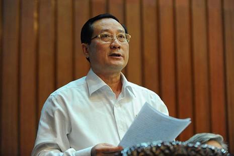 Bí thư Kiên Giang được điều sang Ban Chỉ đạo Tây Nam Bộ - ảnh 1