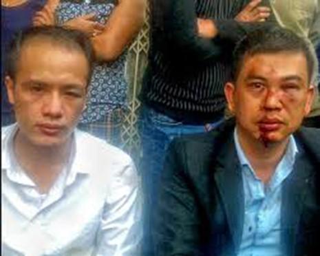 Họp báo vụ hai luật sư bị hành hung: Công an viên chỉ 'đi ngang qua' - ảnh 4