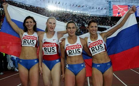Mật vụ nhúng tay vào vụ tai tiếng doping ở Nga? - ảnh 1