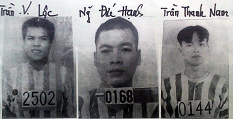 3 phạm nhân vượt ngục qua đường hầm đào sẵn bị bắt - ảnh 1