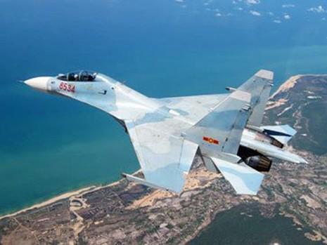 Bắt được tín hiệu SOS vùng biển nghi nơi máy bay Su - 30MK2 rơi  - ảnh 16