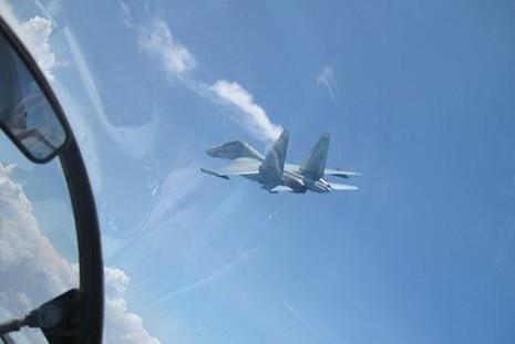 Bắt được tín hiệu SOS vùng biển nghi nơi máy bay Su - 30MK2 rơi  - ảnh 12