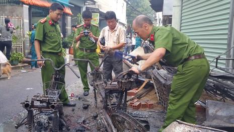 Cháy nổ ở Biên Hòa làm 4 người trong gia đình tử vong  - ảnh 2