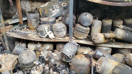 Cháy nổ ở Biên Hòa làm 4 người trong gia đình tử vong  - ảnh 3