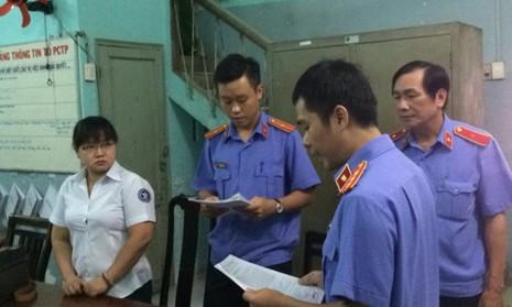 Nguyên chấp hành viên Thi hành án dân sự quận 3 bị bắt - ảnh 2