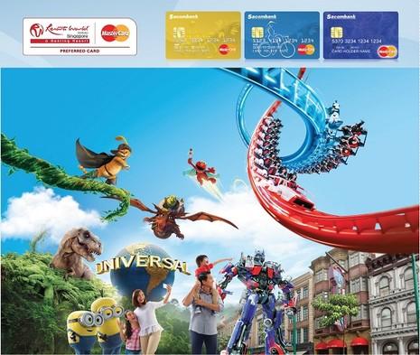 Cùng Sacombank MasterCard tận hưởng kỳ nghỉ 5 sao - ảnh 1
