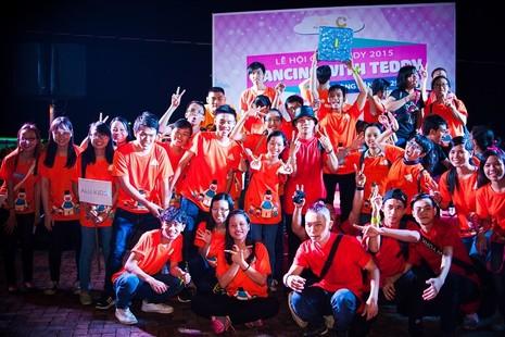 Bốn nhóm nhảy xuất sắc vào vòng chung kết Dancing with Teddy - ảnh 1
