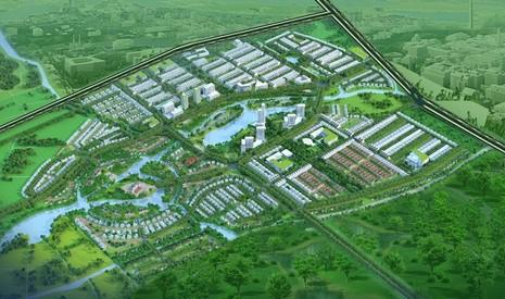 Triển khai dự án TP sinh thái Năm Sao  - ảnh 2