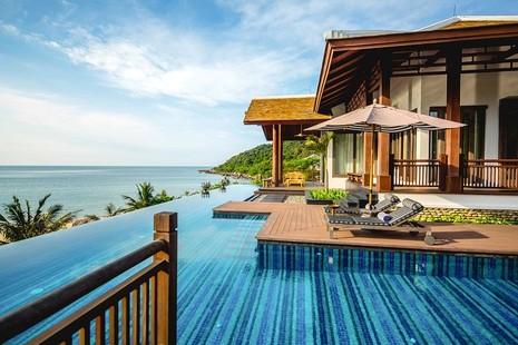Thiên đường nghỉ dưỡng sang trọng bậc nhất thế giới - ảnh 4