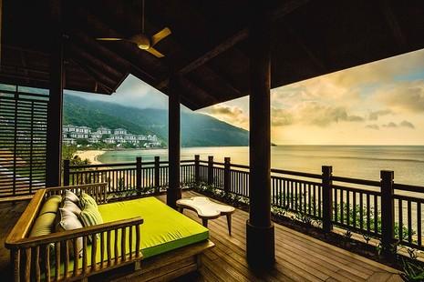 Thiên đường nghỉ dưỡng sang trọng bậc nhất thế giới - ảnh 1