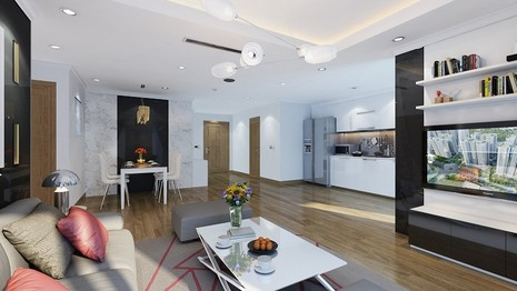 Park Hill Premium mở bán tòa căn hộ hoàn thiện đầu tiên - ảnh 1