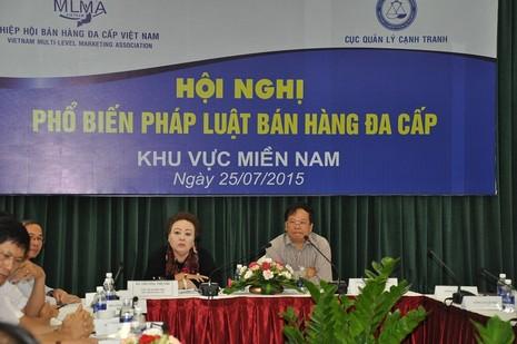 Cần hoàn thiện luật kinh doanh đa cấp tại Việt Nam - ảnh 1