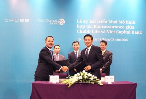 Chubb Life Việt Nam phân phối bảo hiểm qua hệ thống ngân hàng - ảnh 1