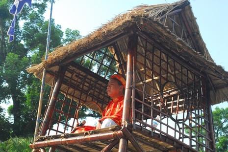 Độc đáo cờ người xứ Huế - ảnh 3