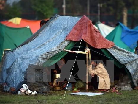 Ít nhất 12 người Việt mắc kẹt tại Nepal sau động đất chưa liên lạc được  - ảnh 1