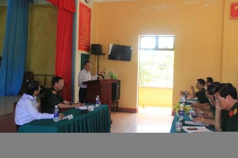 Vụ xúc 400 ngôi mộ: Quân khu 5 và TP Đà Nẵng vào cuộc xử lý  - ảnh 1