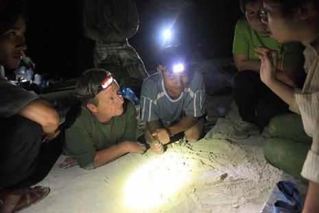 Chuyện đời của Hồ Khanh - Người phát hiện hang Sơn Đoòng - ảnh 7