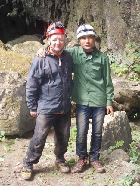 Chuyện đời của Hồ Khanh - Người phát hiện hang Sơn Đoòng - ảnh 8