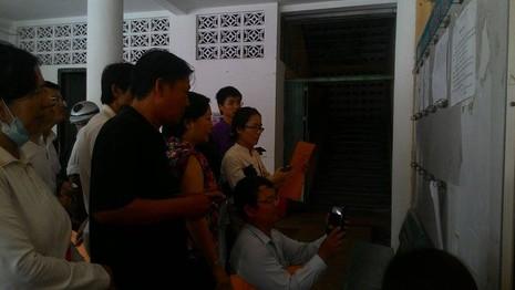 Trường THPT chuyên Trần Đại Nghĩa bắt đầu phát đơn dự tuyển vào lớp 6 - ảnh 2