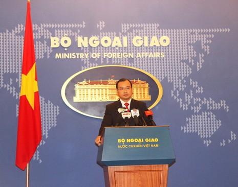 'Trung Quốc chấm dứt ngay hoạt động xây dựng trên quần đảo Hoàng Sa và Trường Sa' - ảnh 1