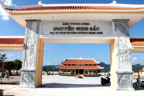 Thăm nơi Nguyễn Tất Thành đến gặp cha - ảnh 1