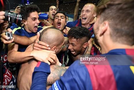 Hạ đo ván Juventus, Barca kiêu hãnh đứng trên đỉnh cao Champion League - ảnh 4