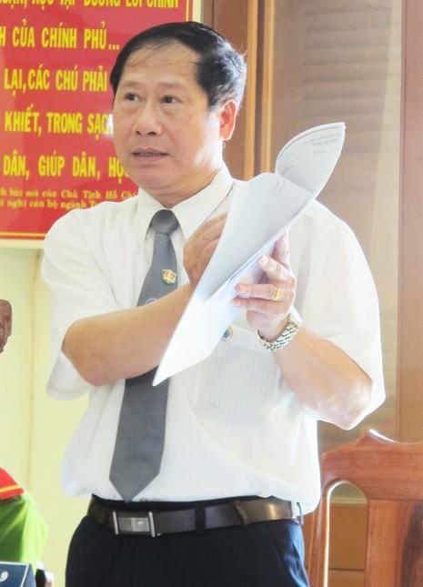 Luật sư vụ công an đánh chết người ở Phú Yên yêu cầu giám định lại  - ảnh 1