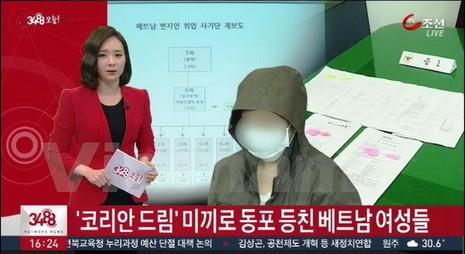 Hàn Quốc phá đường dây lừa đảo lao động người Việt Nam - ảnh 1