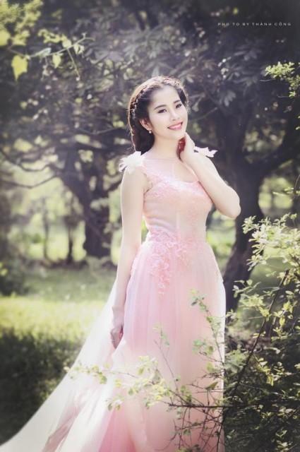 Nguyễn Thị Lệ Nam Em thi Hoa hậu Hoàn vũ Việt Nam 2015 - ảnh 5