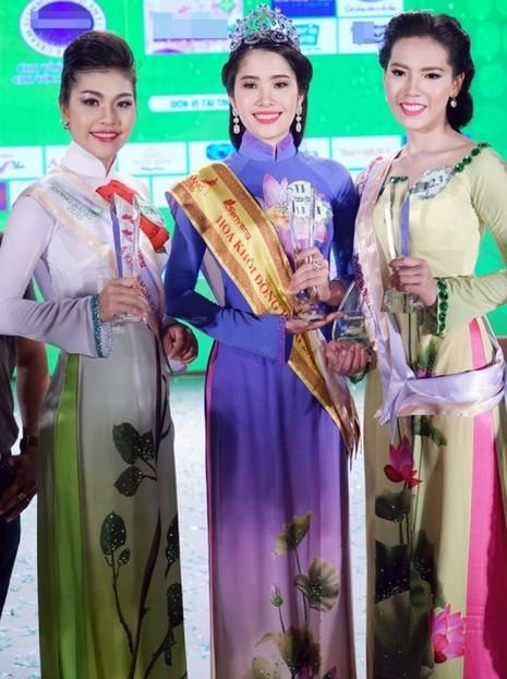 Nguyễn Thị Lệ Nam Em thi Hoa hậu Hoàn vũ Việt Nam 2015 - ảnh 8