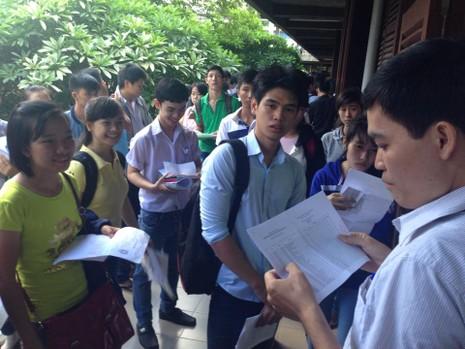 Xét tuyển vào các trường ĐH – CĐ năm 2015 như thế nào? - ảnh 1