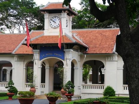 Petrus Ký - Lê Hồng Phong: Ngôi trường chuyên hàng đầu miền Nam - ảnh 1