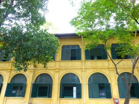 THCS Hồng Bàng – Di tích kiến trúc nghệ thuật của TP - ảnh 6