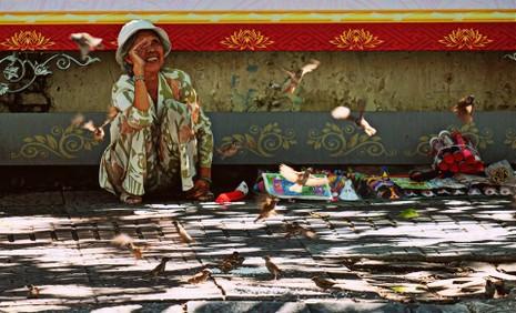 Sài Gòn, se sẻ - ảnh 1
