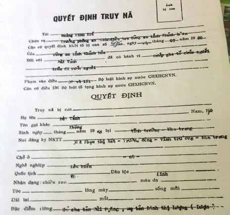 Chân dung Việt kiều bị bắt sau 25 năm có lệnh truy nã tại quê nhà - ảnh 1