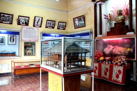 Độc đáo bảo tàng Bác Hồ tại tư gia - ảnh 4