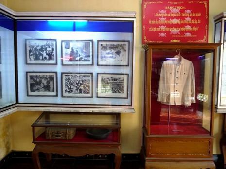 Độc đáo bảo tàng Bác Hồ tại tư gia - ảnh 6
