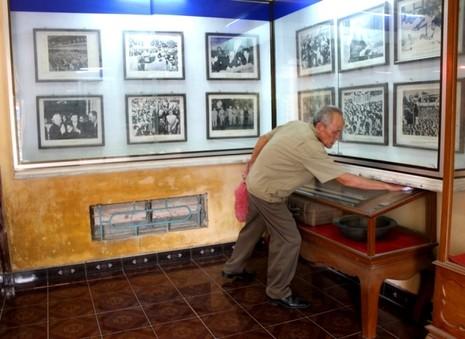 Độc đáo bảo tàng Bác Hồ tại tư gia - ảnh 7