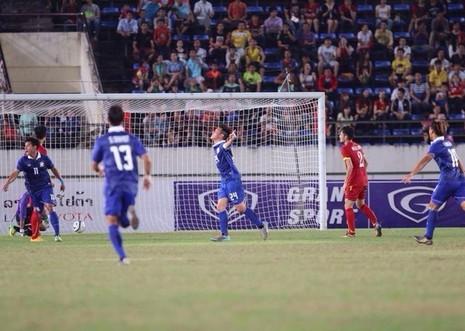 U19 Việt Nam 0-6 U19 Thái Lan: Lại thua, lại về nhì - ảnh 1