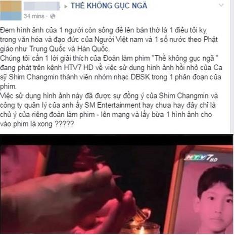 Đưa hình sao Hàn Quốc lên bàn thờ, phim Việt bị phê phán tơi tả - ảnh 1