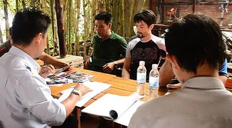 """Đình chỉ giải """"Kiện tướng võ thuật 2015"""" tại võ đường của Johnny Trí Nguyễn - ảnh 1"""