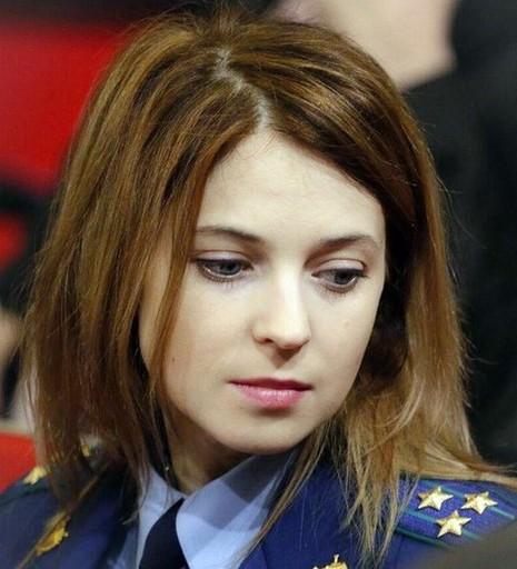 Nữ công tố viên xinh đẹp Poklonskaya được đề cử giải Hòa bình - ảnh 2
