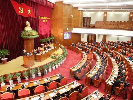 Trung ương thảo luận đề án bầu cử đại biểu Quốc hội, HĐND - ảnh 1