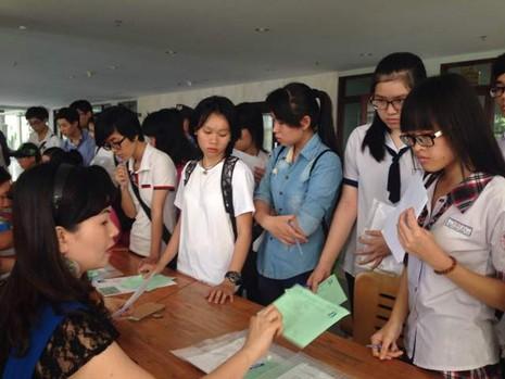 Công bố mới về kỳ thi THPT quốc gia và tuyển sinh ĐH 2016 - ảnh 1
