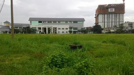 Trường THCS tiếp tục bị bỏ hoang chờ... học sinh - ảnh 3