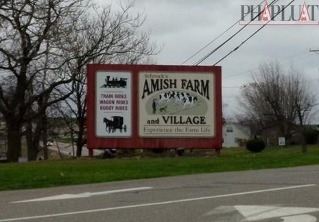 Cuộc sống 'lập dị' của người Amish - ảnh 1