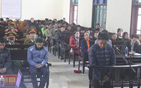 Vụ sập giàn giáo ở Formosa: Đề nghị phạt tù hai người Hàn Quốc - ảnh 1