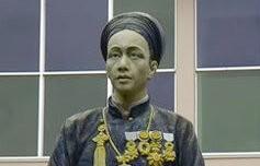 Tượng Trương Vĩnh Ký đặt ở Bến Tre hiện nay